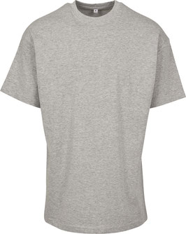 PREMIUM JERSEY LOOSE HEATHER GREY