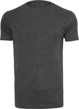 T-SHIRT ROUND CHARCOAL