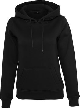 BASIC HOODY BLACK L