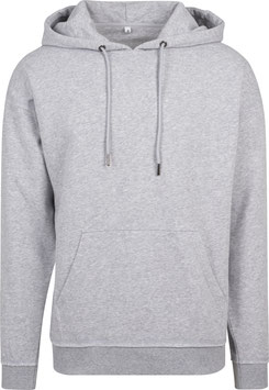 OVERSIZE HOODY HEATHER GREY