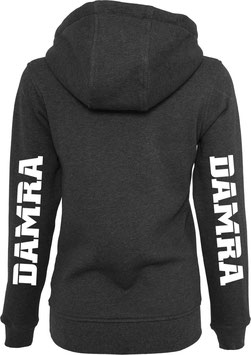 DESIGN HOODY L DARK GREY
