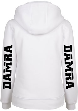 DESIGN HOODY L WHITE