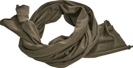 JERSEY SCARF OLIVE