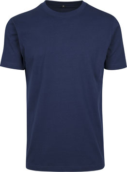 T-SHIRT ROUND NECK LIGHT NAVY