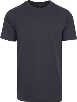 T-SHIRT ROUND NECK NAVY