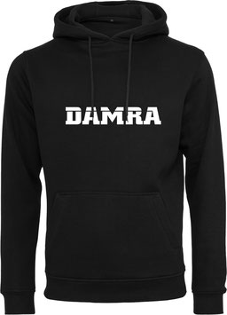 DAMRA HOODY (BLACK/WHITE)