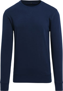 CREWNECK LIGHT NAVY