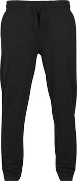 TERRY JOGGING LONG PANT BLACK
