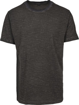 SPRAY DYE T-SHIRT DARKGREY