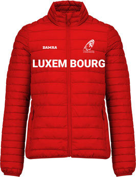 STEPPJACKE LPC LUX RED M