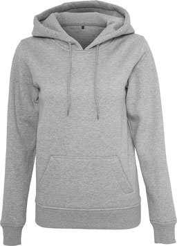BASIC HOODY GREY L