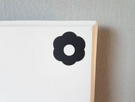 Blume, ca. 3,5 x 3,5 cm, verschiedene Farben zur Auswahl