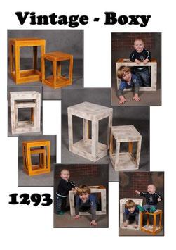 Vintage - Boxy