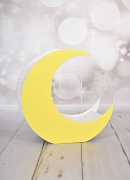 Mond Gold oder Gold/Weiß