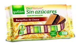 GAUFRETTES AU CHOCOLAT GULLON 210 g