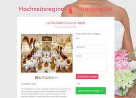 Anbieter-Präsenz auf Hochzeitsregion-Nürnberg.de