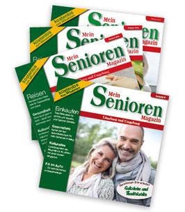 """Jahresabo """"Mein Senioren-Magazin"""""""