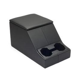 CUBBY BOX NOIR PORTE GOBLETS