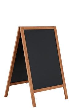 Kundenstopper Kreidetafel 46x68cm -magnetisch-