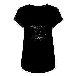 """T-Shirt """"Moggeln is a Lifestyle"""""""