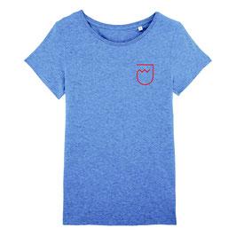 T-Shirt 'Fränggisch Fäschn'