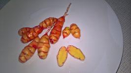 Oca - Knolliger Sauerklee (Oxalis tuberosa) 500g Knollen