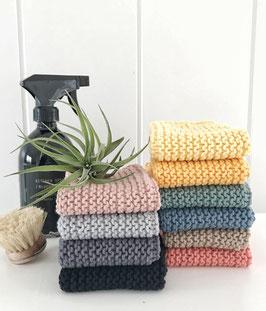 vnf handmade - Spültücher in verschiedenen Farben