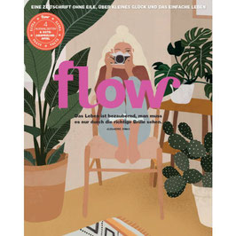 Flow - Heft #60 (2021) - Eine Zeitschrift ohne Eile, über kleines Glück und das einfache Leben