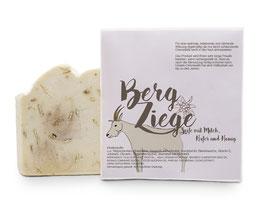 Sophie Plus - Natur Seife Bergziege - Milch und Honig
