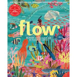 Flow - Heft #59 (2021) - Eine Zeitschrift ohne Eile, über kleines Glück und das einfache Leben