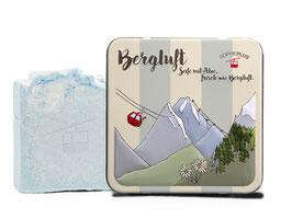 "Sophie Plus - Naturseife ""Bergluft"" in der Dose"