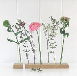 vnf handmade - Dekobrett Blumenwiese Groß