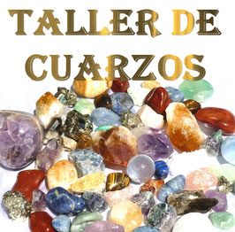 TALLER DE CUARZOS ON-LINE