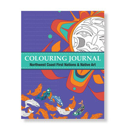 "Kleurboek ""Colouring Journal"""