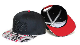 "Snapback cap ""Eagle Vision"""