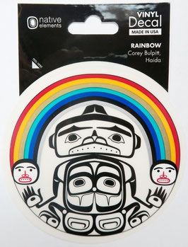 "Sticker ""Rainbow"""