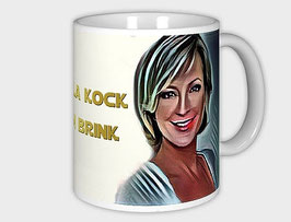 Fan Tasse Ulla Kock am Brink