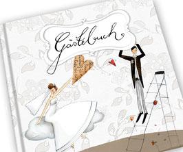 """Gästebuch """"Paar"""""""