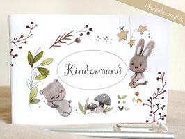 """Kindermund Mängelexemplar """"Hase und Bär"""""""