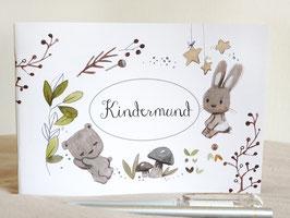 """Kindermund Buch """"Bär und Hase"""""""