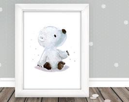 """Neu: Kinderbild """"Eisbär"""""""