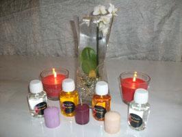Huile parfumée