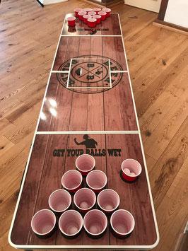 Beer Pong Tisch
