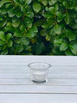 Teelichthalter Landhausstil Set