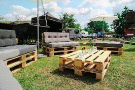 Paletten Lounge-Set