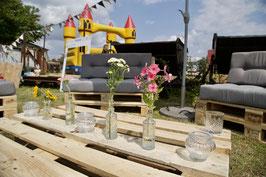 Kleine Vasen Set