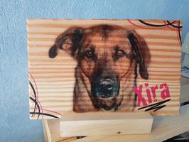 Votre tableau en bois personnalisé
