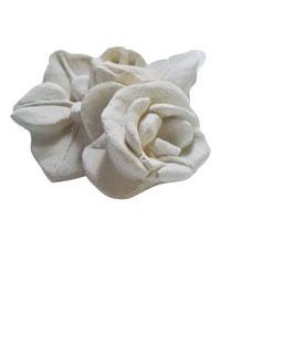Gessetti Profumati Mathilde M a forma di rosa doppia media fragranza Opaline Poudrée 10pz