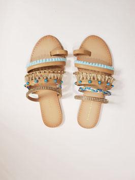 Sandalo fascia dito