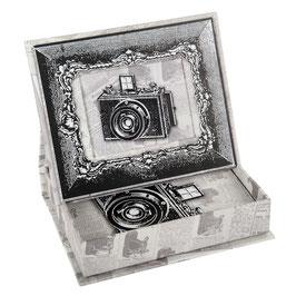 Orval Créations-Album portafoto, stile Vintage